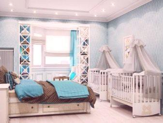 Sypialnia I Dzieci W Jednym Pokoju 83 Zdjęcia Podział Na