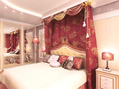 Sypialnia W Stylu Orientalnym 6 Wyraźnych Arabskich Wnętrz