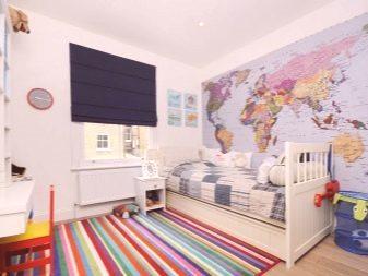 Dywany Dziecięce W Pokoju Dla Chłopców 52 Zdjęcia Dywanik