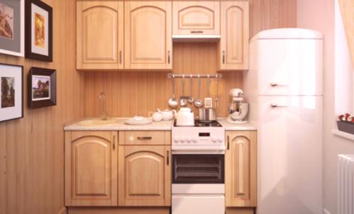 Oszczędność Miejsca Kompaktowe Kuchnie Naprawa Mieszkania