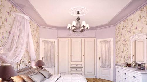 Sypialnia W Stylu Prowansalskim 126 Zdjęć Wystrój Małej