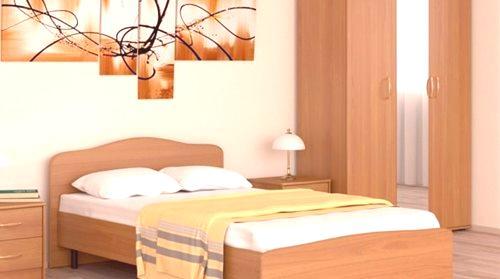 Wymiary Półpensjonatowego łóżka 54 Zdjęcia Szerokość