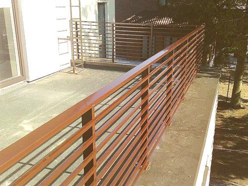 Různé Balkonové Ploty 3 Výběrová Kritéria Oprava Bytu