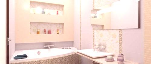 Półki Z Płyt Kartonowo Gipsowych W łazience Własnymi Rękami