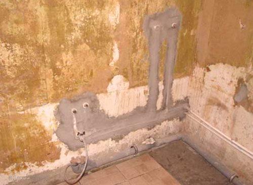 Jak Ukryć Rury W łazience Aby Zabezpieczyć Się Przed