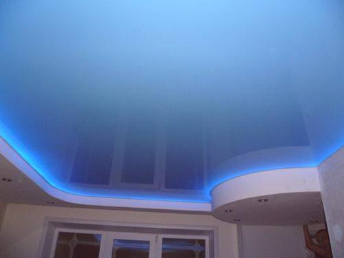 Oświetlenie Taśm Led W Mieszkaniu Tv ściany Meble