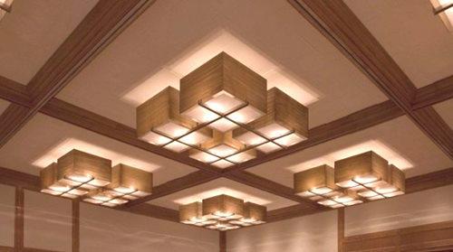 Kwadratowe Lampy Sufitowe 56 Zdjęć Lampy Sufitowe Led I