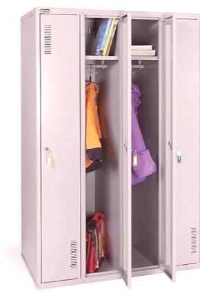 04056ce71246a Skrinky so zámkom - vynikajúce riešenie, keď je potrebné zabezpečiť ochranu  vecí. Najdôležitejšie je na verejných miestach, napríklad v kanceláriách  alebo ...