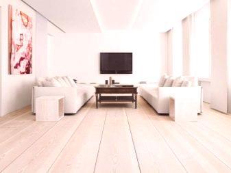c22cf54e3453 Biela podlaha a biele steny (66 fotografií)  lesklá a mramorová ...