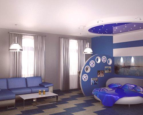 Tworzymy Salon I Sypialnię W Jednym Pomieszczeniu 13