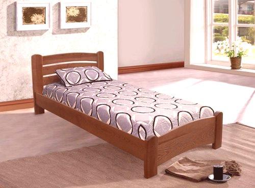 Drewniane Pojedyncze łóżka Modele Z Drewna Sosnowego O