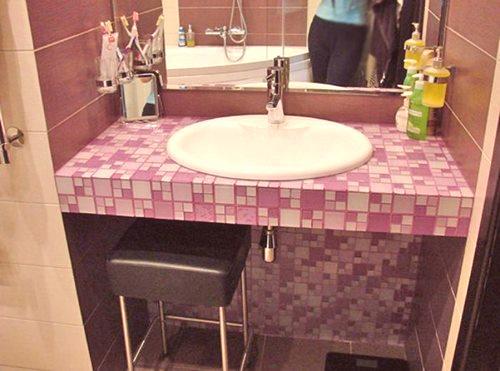 Blat łazienkowy Do Umywalki To Piękno I Praktyczność