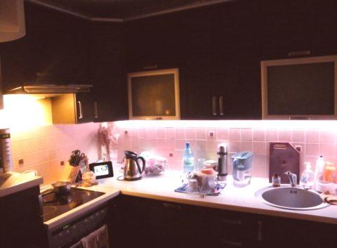 Oprawy Kuchenne Led Opcje Użytkowania Naprawa Mieszkania
