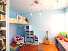 268e6cd19ba9 Široké spektrum farieb LED svietidiel sa môže premeniť na veľmi neobvyklé nápady  dizajnu detskej izby.