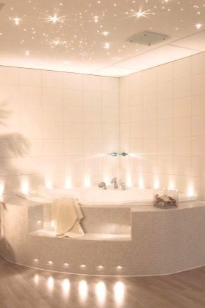 20c5f5315e51d Pri plánovaní opráv v kúpeľni sa mnohí stretávali s ťažkým výberom umelého  osvetlenia s úplným nedostatkom prirodzeného osvetlenia.