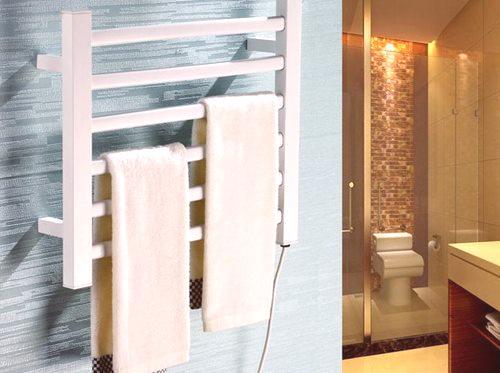 Suszarka Montowana Na ścianie W łazience Pozwoli