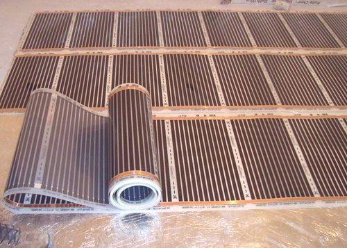 f08da21f16f Такива инфрачервени отоплителни системи обаче не само се поставят на  повърхността, но се поставят върху топлоизолационен слой и се затварят с  декоративно ...