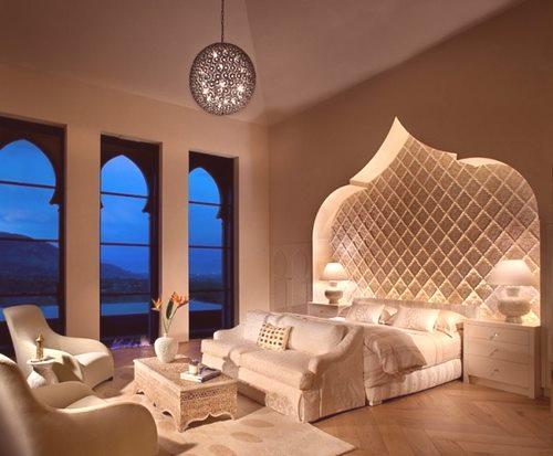Sypialnia W Stylu Orientalnym Naprawa Mieszkania Własnymi