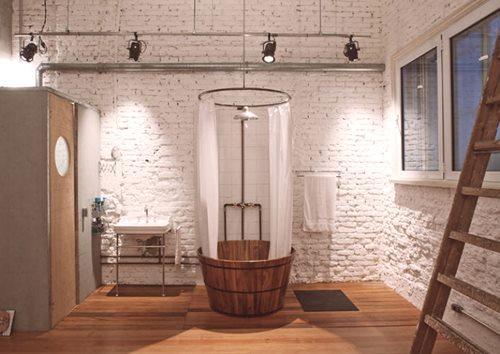łazienka W Stylu Loft Wspaniałe Funkcje Naprawa