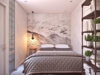 Projekt Małej Sypialni 9 M² M 86 Zdjęć Prawdziwa