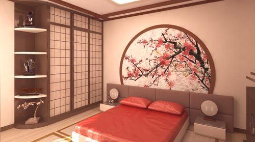 Sypialnia W Stylu Japońskim 58 Zdjęć Wystrój Wnętrz