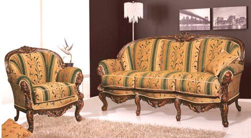 eba7ab935041 Talianske pohovky (74 fotek)  moderný čalúnený nábytok z Talianska ...